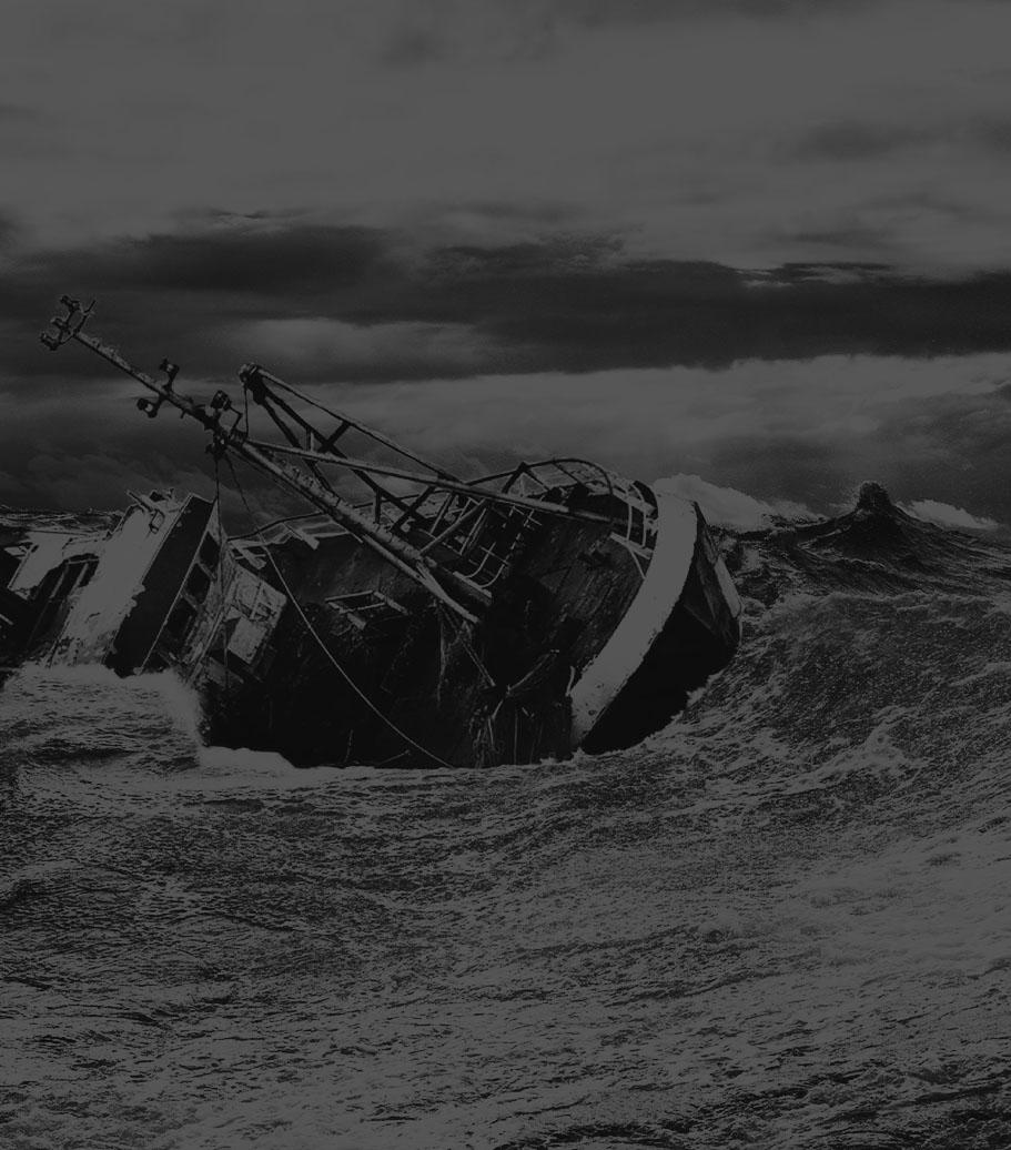 Le naufrage-Escape du Bassin